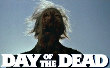 Day of The Dead Title