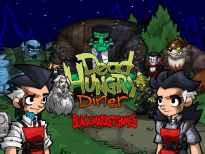 Dead Hungry Diner Dash