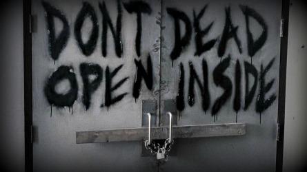 Walking Dead Dead Inside