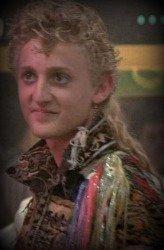 80s Badass Lost Boy